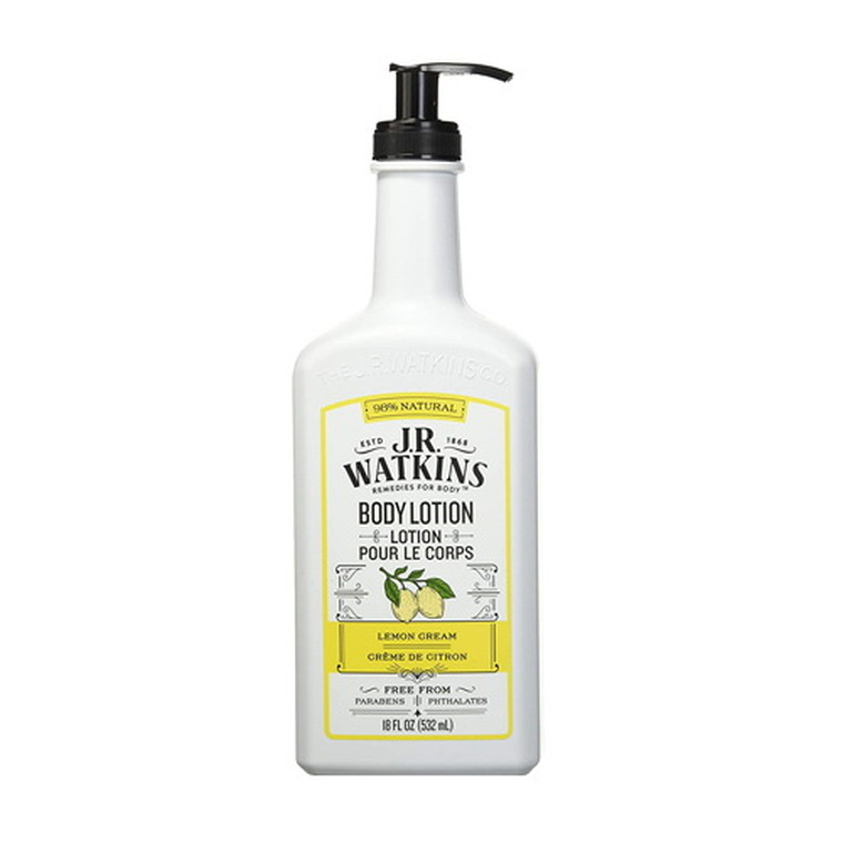 J.R. Watkins Daily Moisturizing Hand And Body Lotion Coconut Milk And Honey, 18 oz