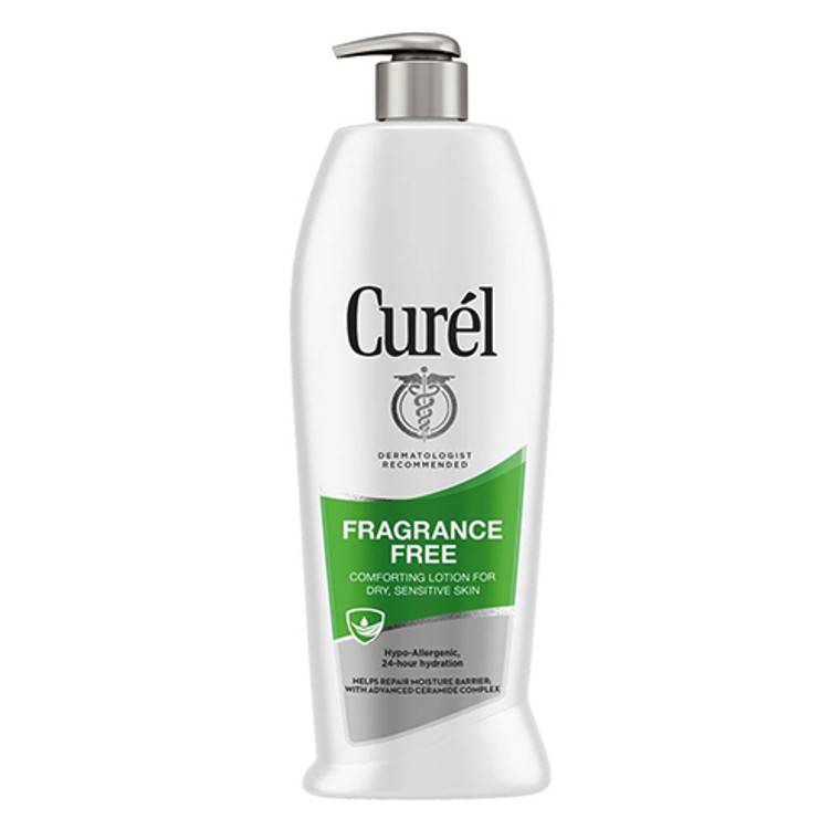 Curel Daily Moisture Fragrance Free Lotion For Dry Skin, 13 Oz