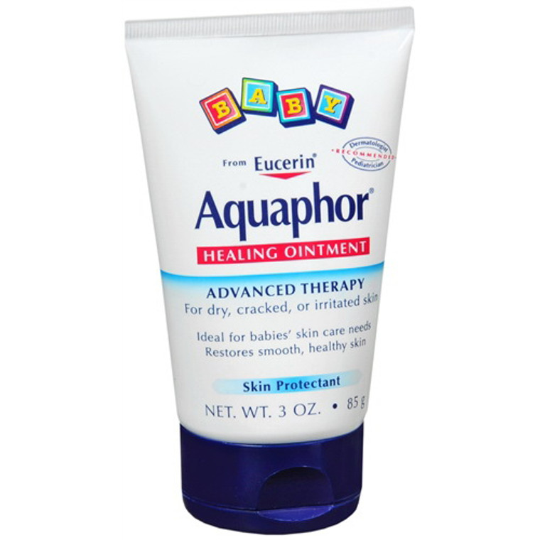Aquaphor Baby Healing Ointment, Advanced Therapy, Skin Protectant - 3 Oz