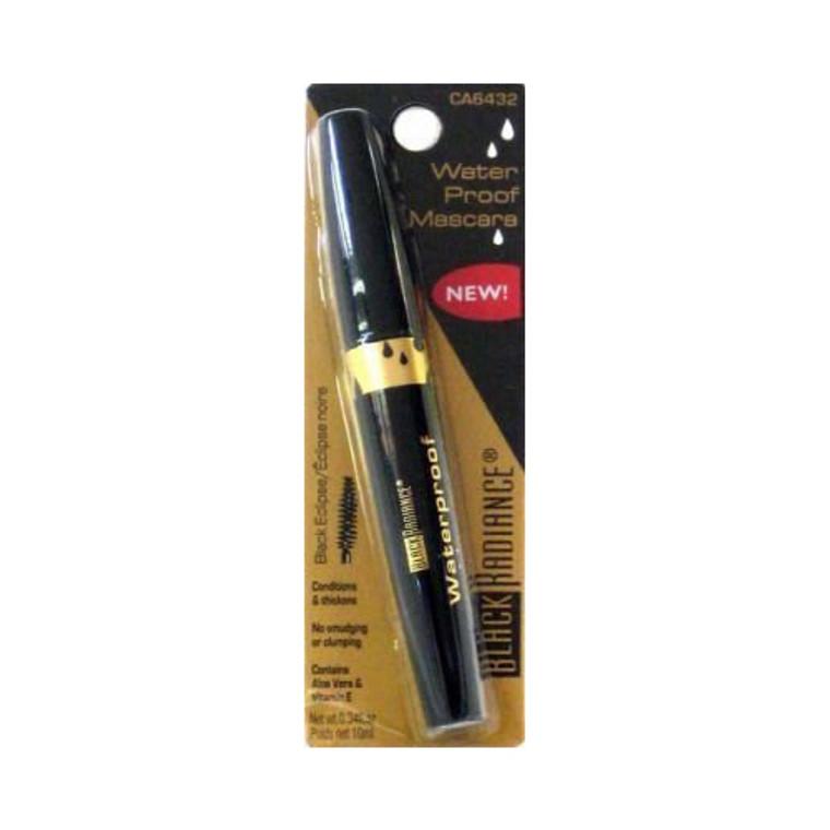 Black Radiance Waterproof Liquid Eyeliner, Black Eclipse - 3 Ea