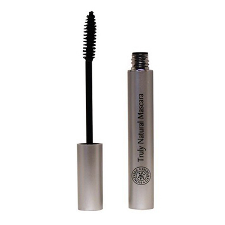 Honeybee Gardens Truly Natural Mascara, Black Magic, 0.2 Oz
