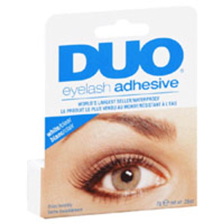 Duo Eyelash Adhesive, Clear White - 0.25 Oz