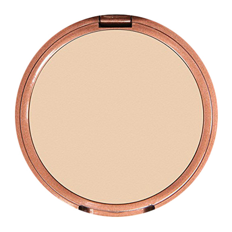 Warm 1 Pressed Makeup Powder Foundation By Mineral Fusion, 0.32 Oz