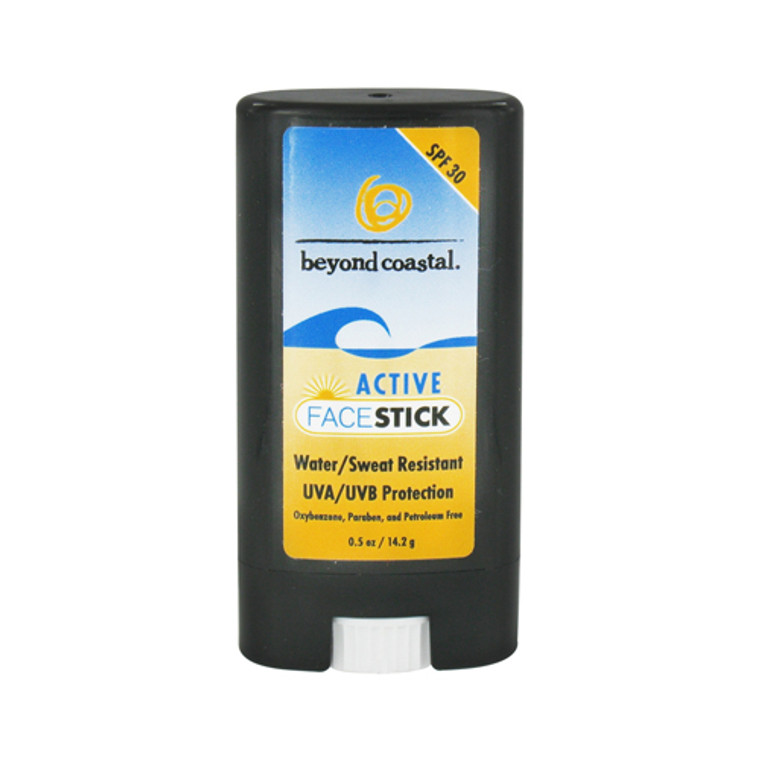 Beyond Coastal Active Face Stick Spf 30 Sunscreen - 0.5 Oz