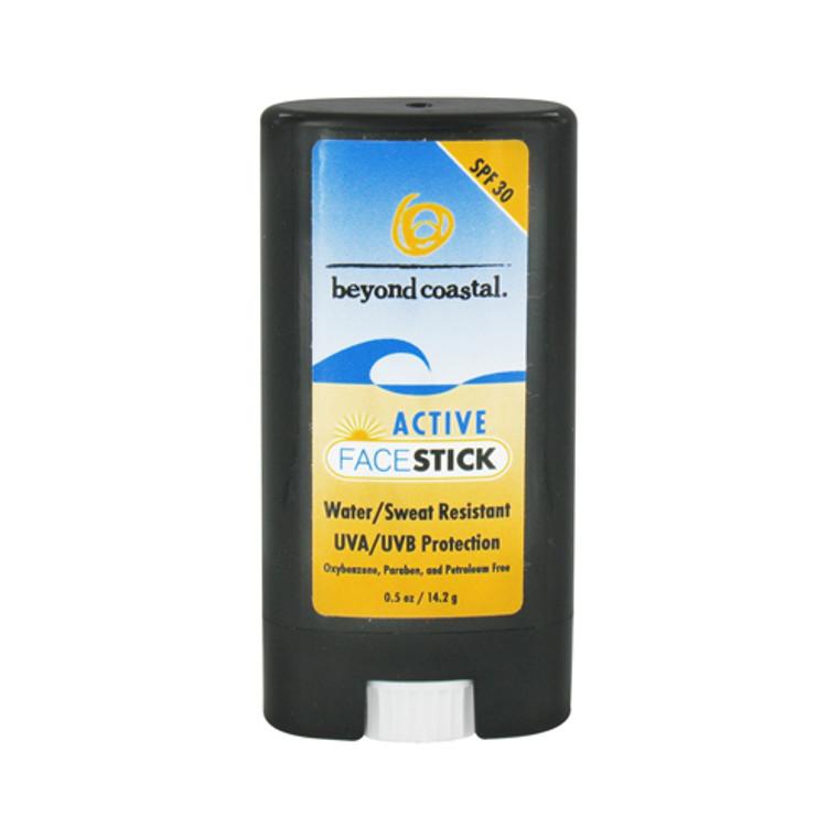 Beyond Coastal Active Face Stick Spf 30 Sunscreen - 0.5 Oz