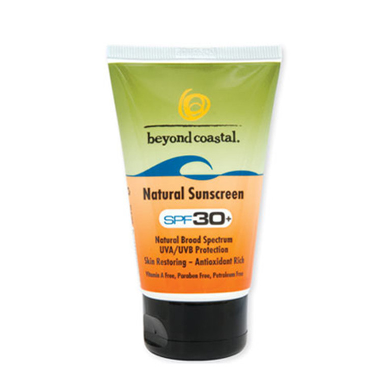 Beyond Coastal Natural Sunscreen Spf 30+ - 4 Oz