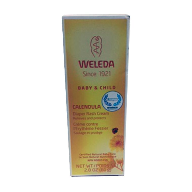 Weleda Baby Calendula Diaper Rash Cream - 2.8 Oz