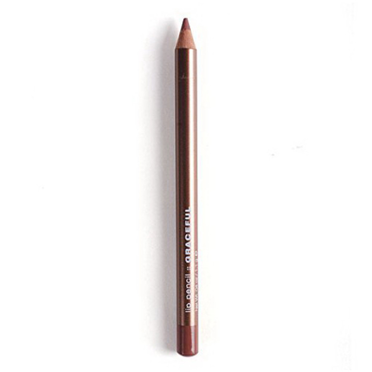 Lip Liner Pencil Graceful By Mineral Fusion, 0.04 Oz