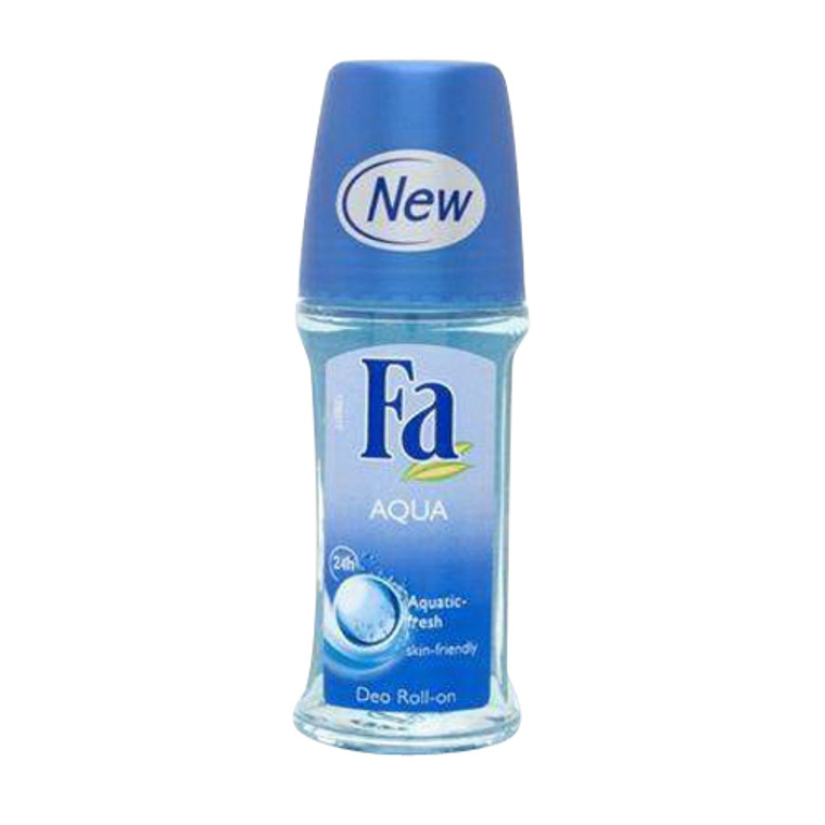 Fa Deodorant Roll On, Aqua Fresh, 1.7 Oz