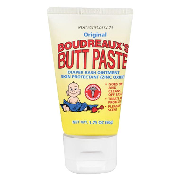 Boudreauxs Butt Paste Original Diaper Rash Ointment, 1.75 oz