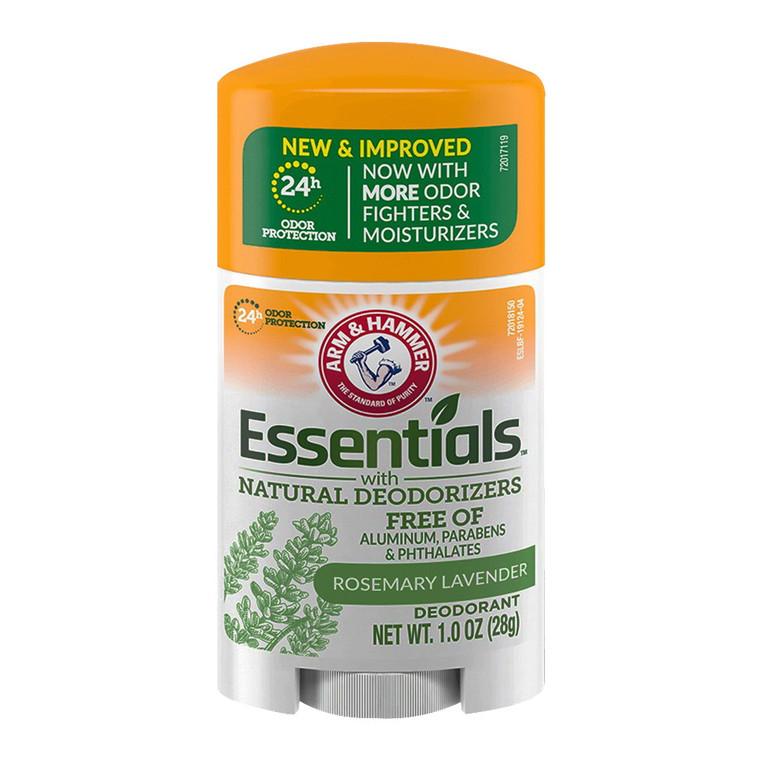 Arm & Hammer Essentials Deodorant, Fresh, 1 Oz