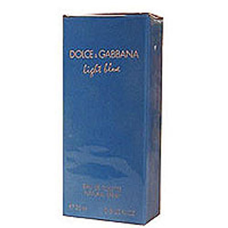 Dolce And Gabbana Light Blue For Women Eau De Toilette Spray - 0.8 Oz