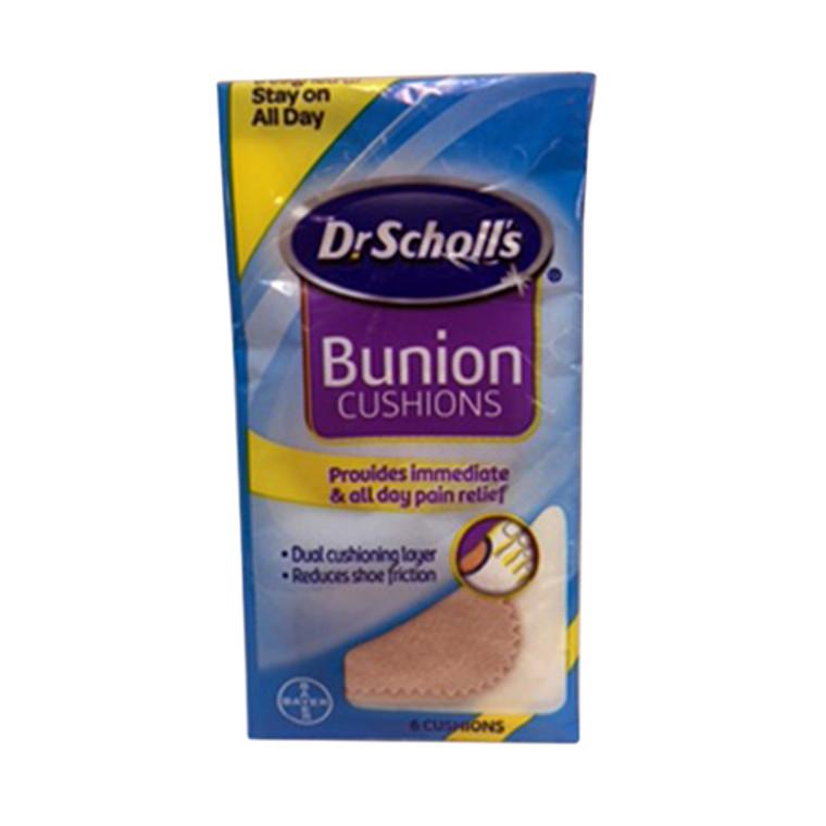 Dr. Scholls Bunion Cushions - 6 Ea