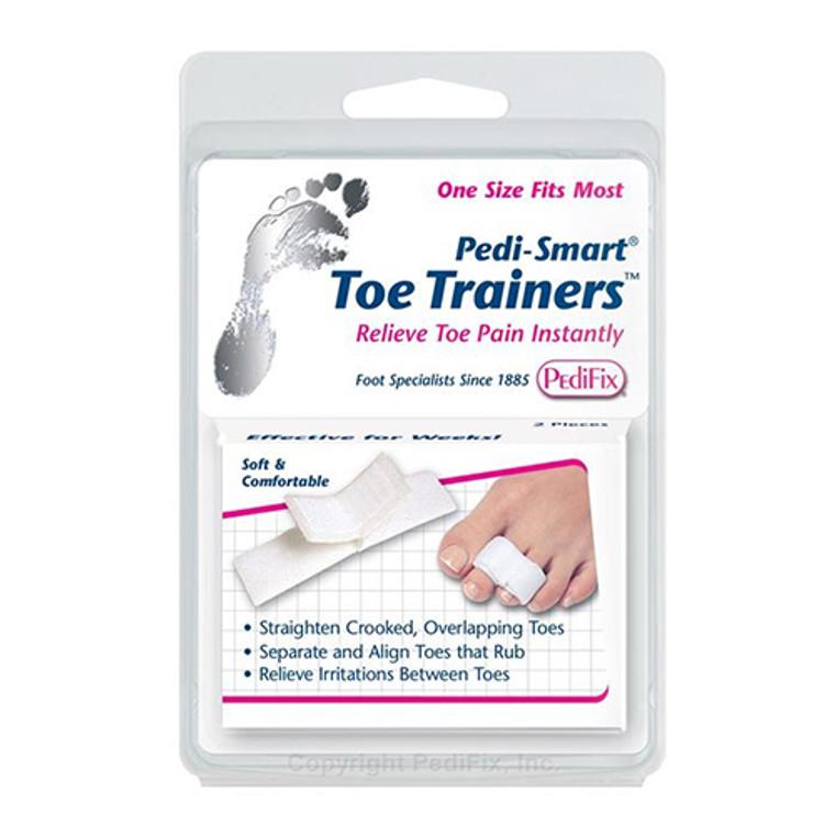 Pedifix Podiatrists Choice Toe Trainers - 2 Pack