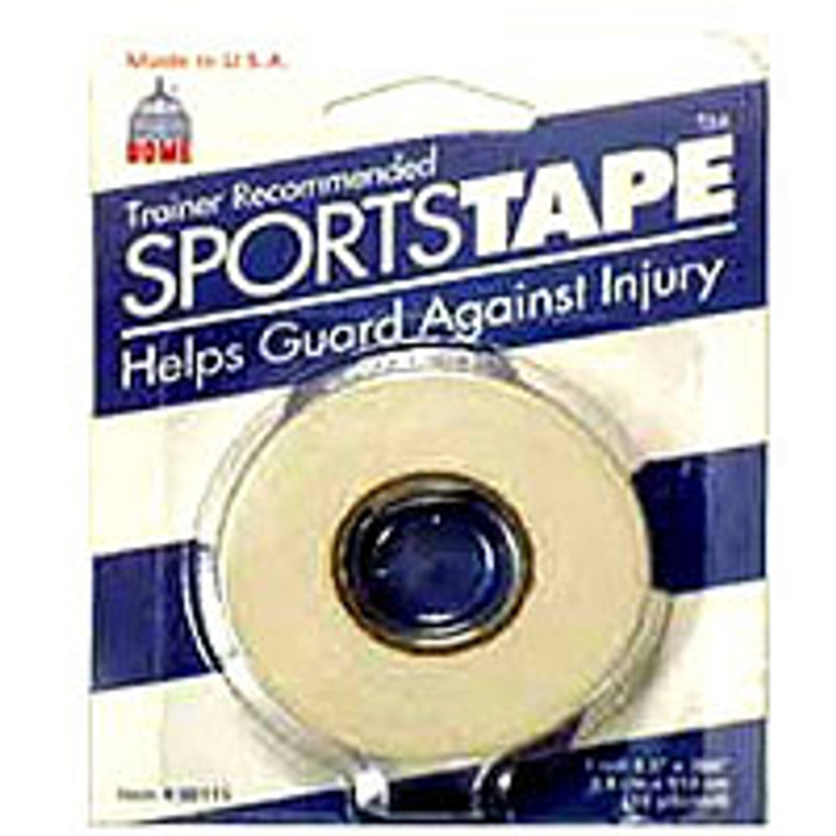 Dome Sports Tape By Trainer Recommended For Helps Guard Against Injury - 10 Yds/ Roll