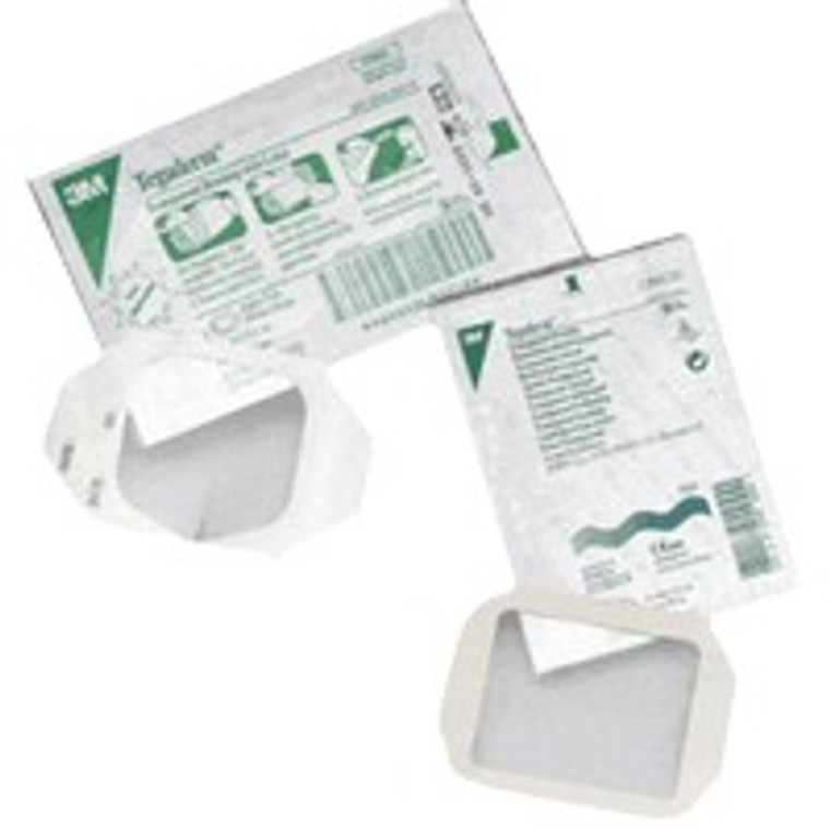 Tegaderm Transparent Dressing - 6 Inches X 8 Inches - 10 Ea