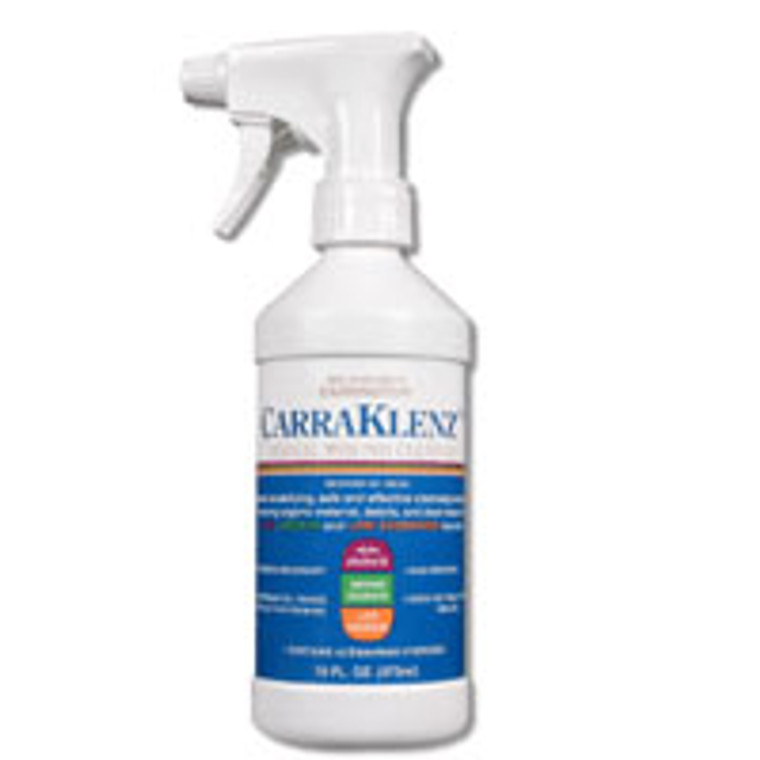Carraklenz Skin Wound Cleanser - Spray - 16 Oz