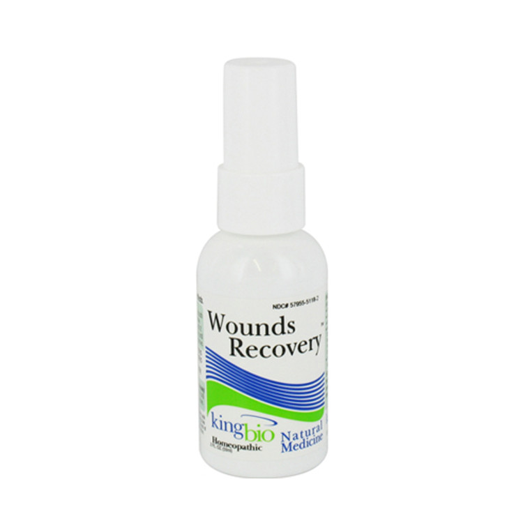 Natural Medicine Wounds Recovery Homeopathic Pain Relief - 2 Oz