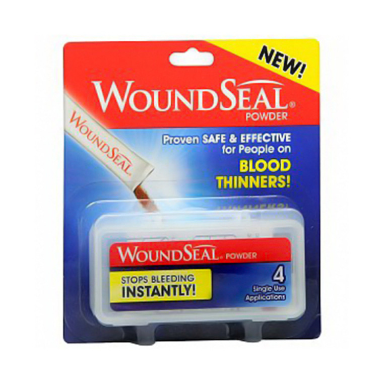 Biolife Wound Seal Powder To Stop Bleeding - 4 Ea