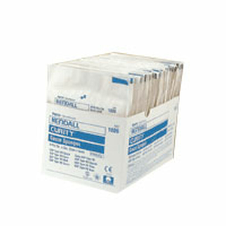 Kendall Curity Gauze Sterile Sponges, 2 X 2 Inches, Model: 1806 - 8 Ply, 100 Ea