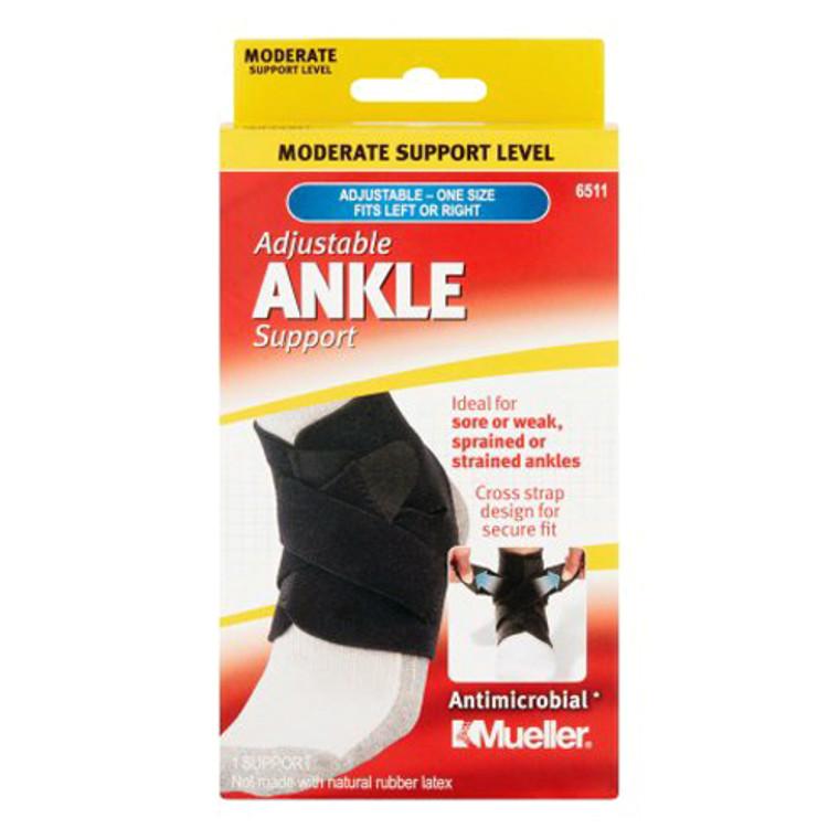 Ankle Support Adjustable Mueller Sport, 1 Ea