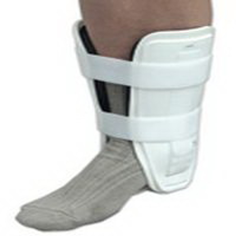 Sportaid ankle stirrup athletic ankle support with 9 inch, natural short, #SA7400 - 1 ea