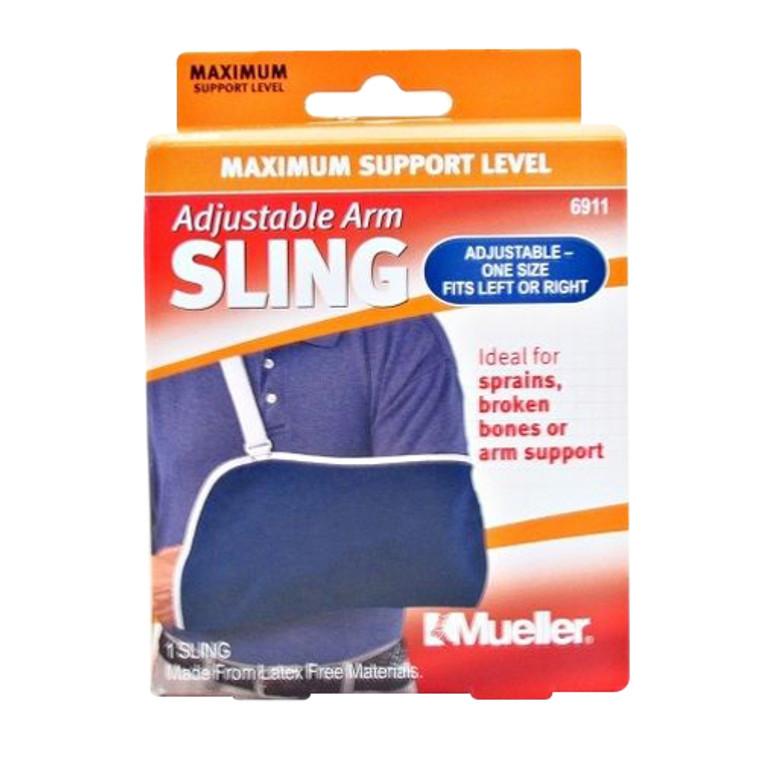 Mueller Sport Care Maximum Support Level Adjustable Arm Sling, 1 Ea