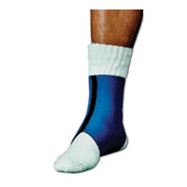 Sportaid Ankle Brace Neoprene, Blue, X-Large - 1 Ea