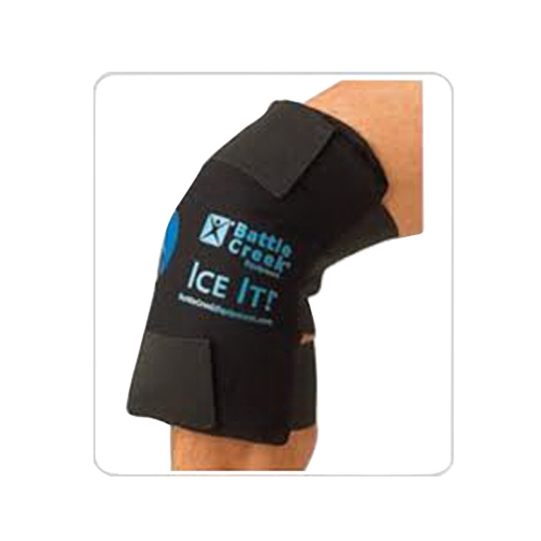 Battle Creek Ice It Cold Comfort Knee System, 12 X 13 Inches - 1 Ea