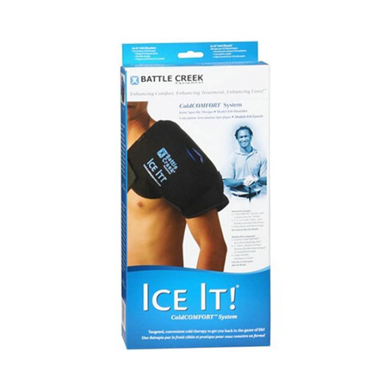 Battle Creek Ice It Cold Comfort Shoulder System - 1 Ea