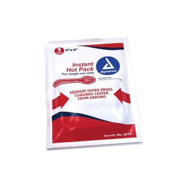 Dyanarex Instant Hot Packs, 5 X 9 Inches - 24 Pcs