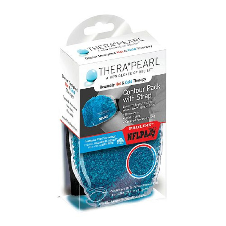 Therapearl Hot Or Cold Therapy Contour Pack With Strap - 1 Ea