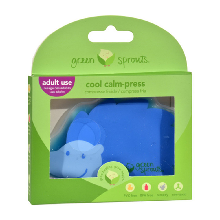 Green Sprouts Cool Calm Press Assorted Colors, 1 Ea