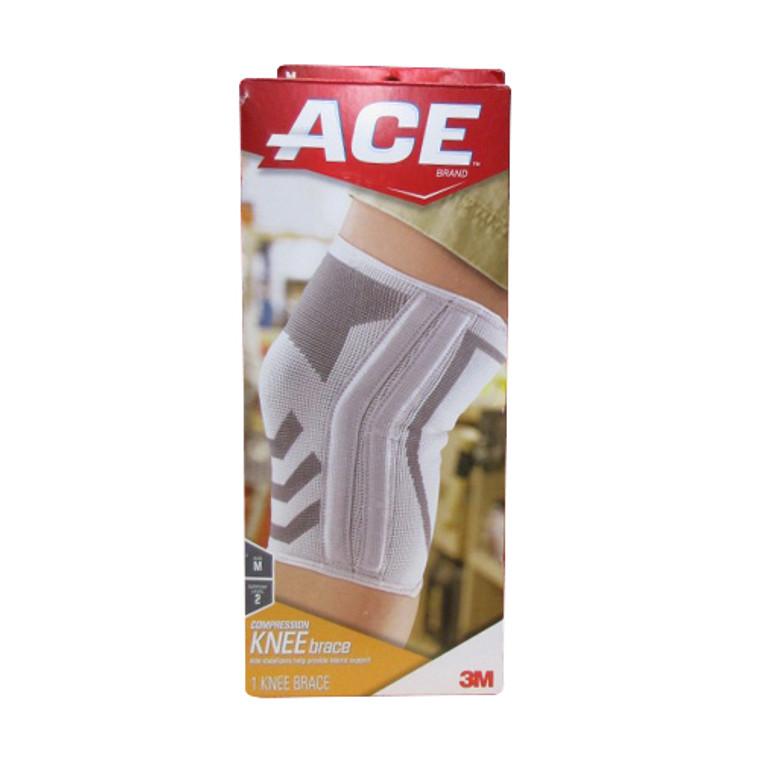 Ace Brand Plus Knee Brace / Support With Stabilize, Medium - 1 Ea