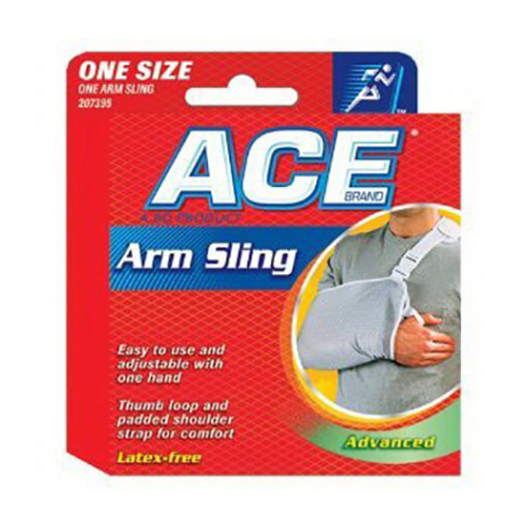 Universal Arm Sling By Ace, Model : #7395 - 1 Ea