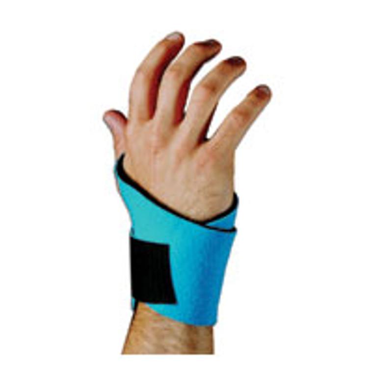 Sportaid Wrist Brace Neoprene, Blue, Universal - 1 ea