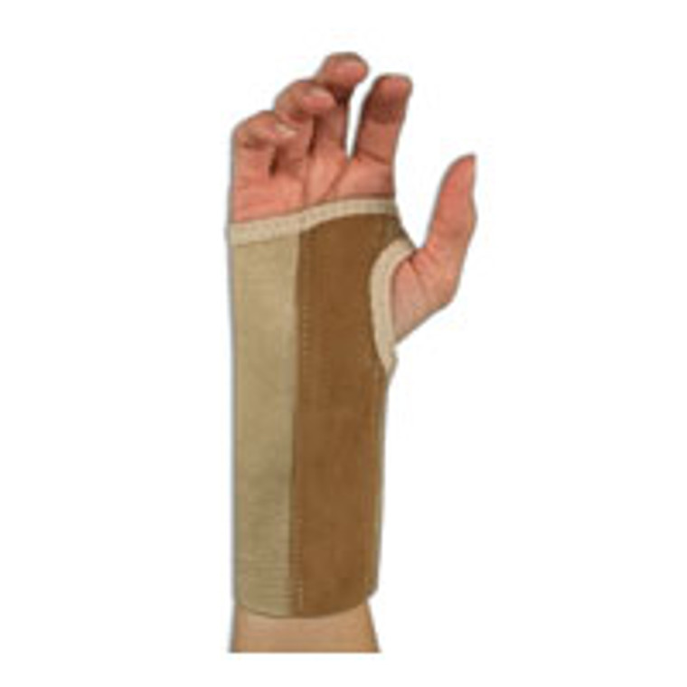 Sportaid Wrist Brace Palm Stay, Beige, Right, Small, size: 2.5 - 3 inches - 1 ea
