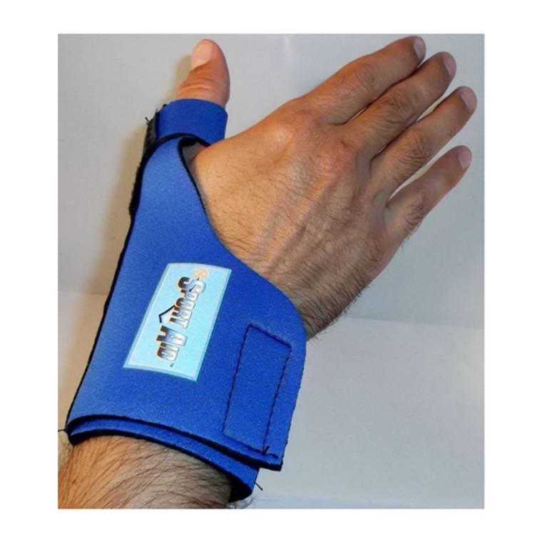 Sportaid, Thumb Neoprene, Blue, Small/Medium, 1 Ea