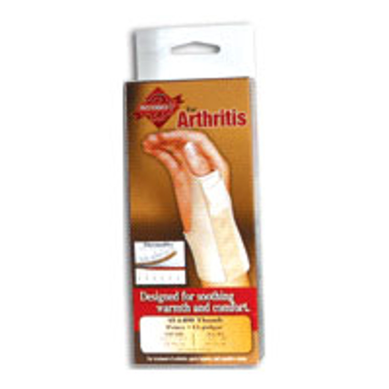Scott Thumb Support Arthritis Therm Dry, Beige, Small or Medium Size, 1 Ea