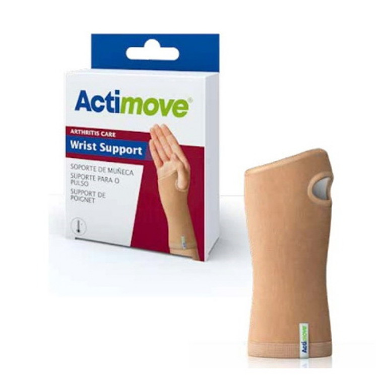 BSN Medical Actimove Wrist Support, Small, Beige, 1 Ea