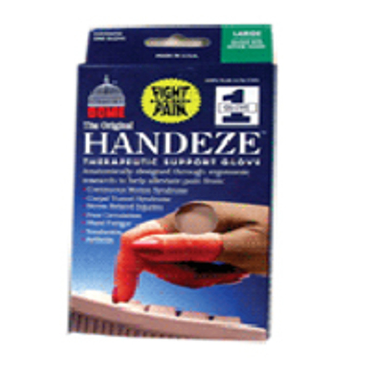 Handeze Therapeutic Support Glove, Small Beige, Glove Size:3  - 1 Ea