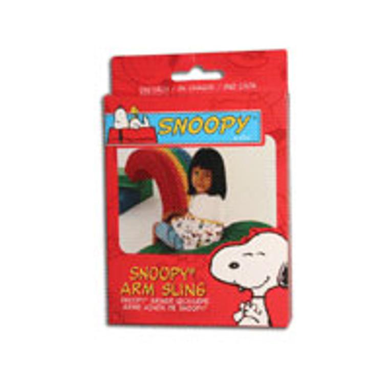 Sportaid Arm Sling, Snoopy, Large, #4704Lg - 1 Ea