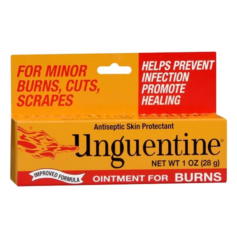Unguentine Antiseptic Skin Protectant Ointment, Improved Formula, 1 Oz