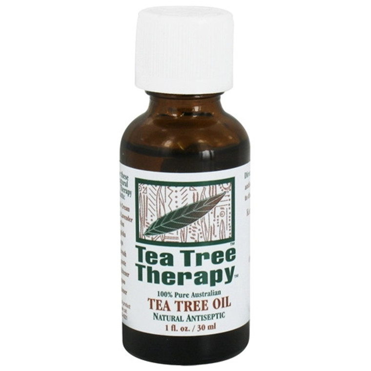 Tea Tree Therapy Pure Tea Tree Oil - 2 Oz