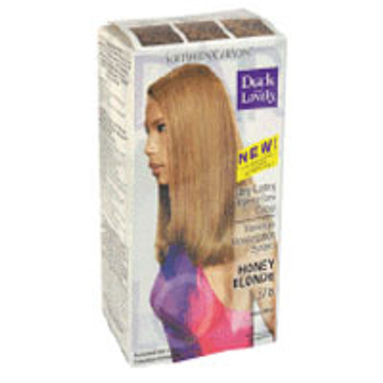 Softsheen Carson Dark And Lovely Hair Color, Permanent Long-Lasting True-To-Tone Colour Honey Blonde # Kit