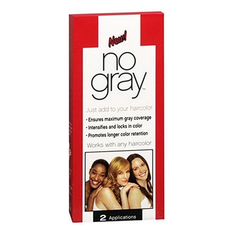 Developlus No Gray Haircolor Additive, 2 Ea
