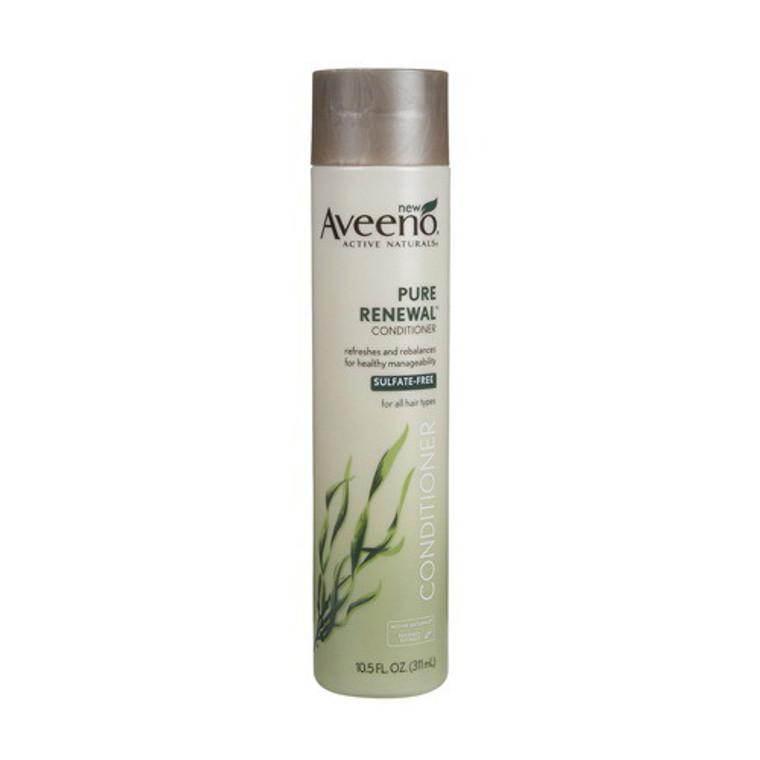 Aveeno Active Naturals Pure Renewal Hair Conditioner - 10.5 Oz