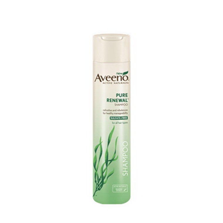 Aveeno Active Naturals Pure Renewal Hair Shampoo - 10.5 Oz