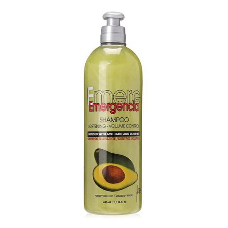 Toque Magico Emergencia Hair Shampoo, Avocado and Olive Oil, 16 Oz