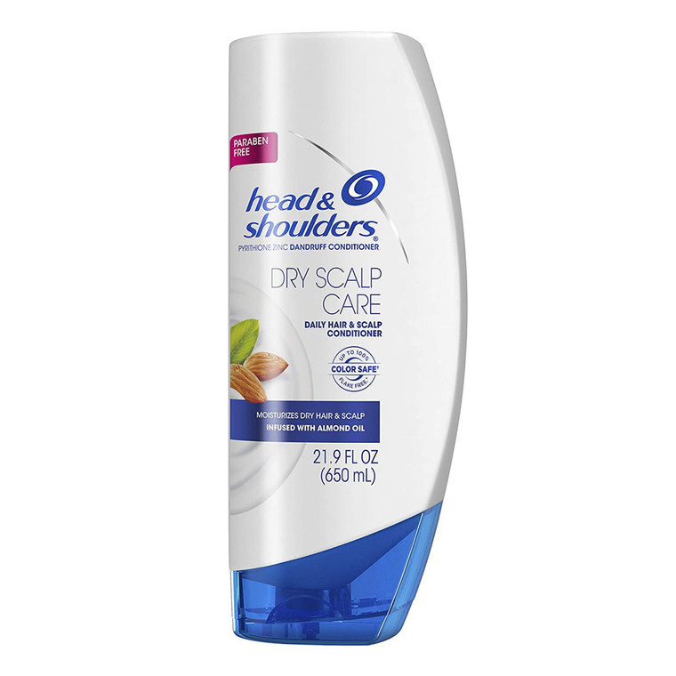 Head And Shoulders Dry Scalp Care Daily Use Anti Dandruff Hair Conditioner, 21.9 Oz